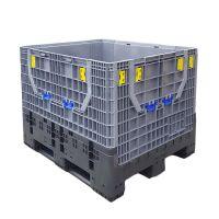 Caisse palette plastique 1200x1000x975 mm - Pliable