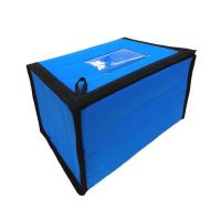 Sac isotherme 540x365x300mm - Pour bac 600x400 mm