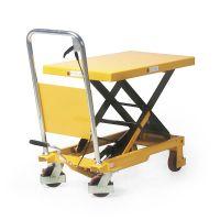 Chariot de levage à ciseaux - 855x500 mm