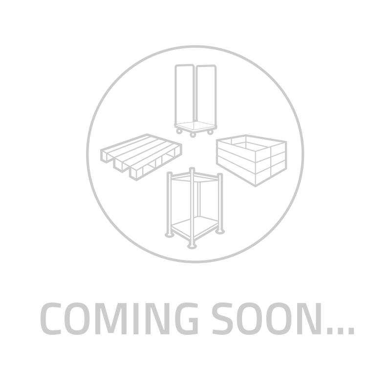 Réhausses en métal 800x200x950mm pour palette type Europe