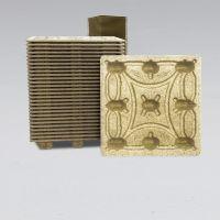 Palette en bois moulé, 1140x1140mm