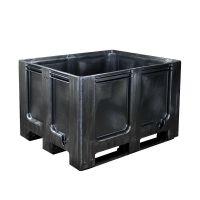 Caisse industrielle plastique recyclée 1200x1000