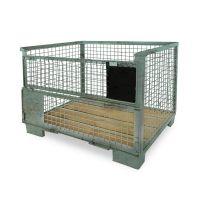 DIN gitterbox 1240x835x970mm utilisé - UIC standard 435-2