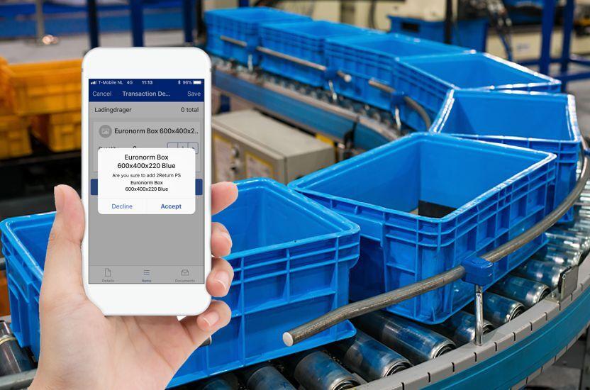 La mutualisation des emballages en logistiques - Découvrez les avantages