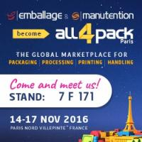 All 4 pack - emballage & manutention