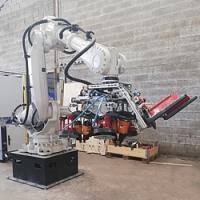 Production automatisée - Les Pays Bas et la France accueillent un nouveau robot pour la production de palettes