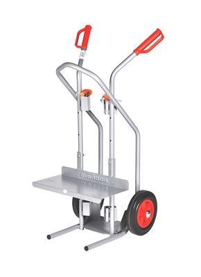 Chariot de manutention - son utilisation dans l'entrepôt