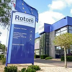 Waterland, Nouvel actionnaire du groupe Rotom Europe